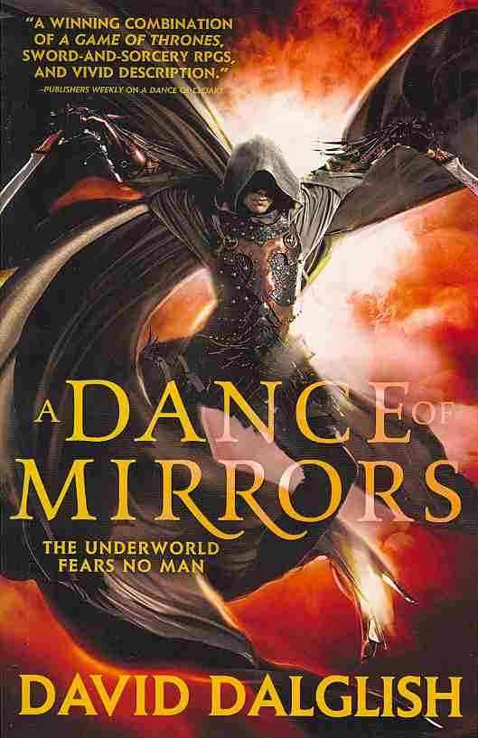 A Dance of Mirrors By Dalglish, David
