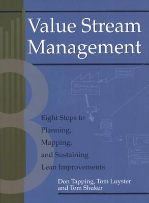 Value Stream Management By Tapping, Don/ Shuker, Tom/ Luyster, Tom